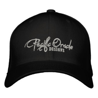 Pacific Oracle Designs Hat Embroidered Hat