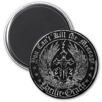 Pacific Oracle Seal 2 Inch Round Magnet