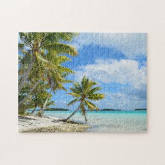 Pacific palm beach jigsaw jigsaw puzzle