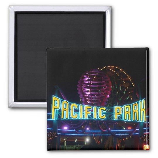 Pacific Park Entrance Magnet