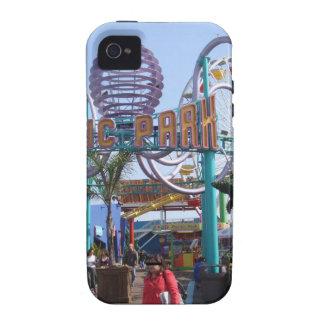 Pacific Park @ Santa Monica Pier iPhone 4 Case