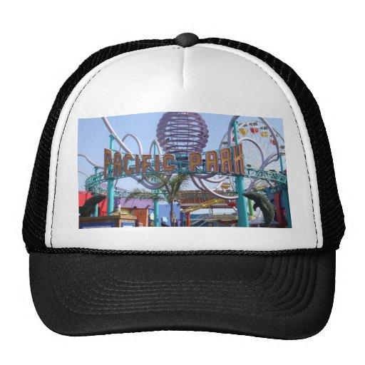 Pacific Park @ Santa Monica Pier Trucker Hats