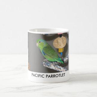 PACIFIC PARROTLET MUG