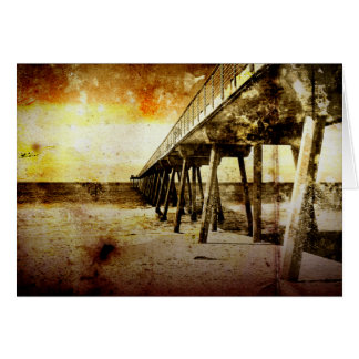 Pacific Pier Card