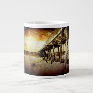 Pacific Pier Giant Coffee Mug