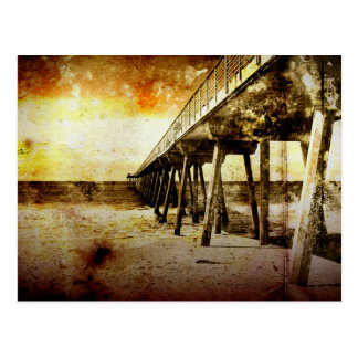 Pacific Pier Post Card