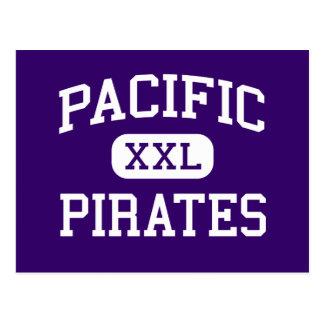 Pacific - Pirates - High - Port Orford Oregon Postcard