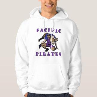 Pacific Pirates Wrestling Hoodie