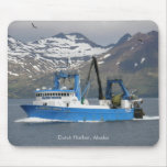 Pacific Prince, Fishing Trawler in Dutch Harbor Mouse Pad