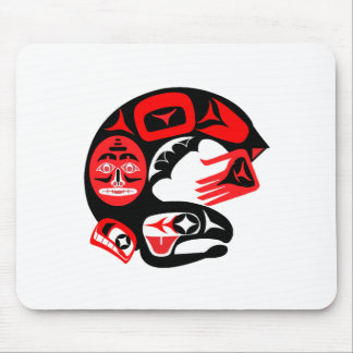 Pacific Prosperity Mouse Pad