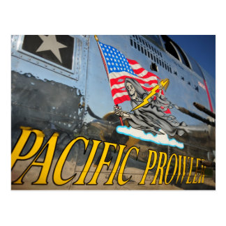 Pacific Prowler Postcard