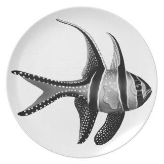 Pacific Reef Banggai Cardinalfish Plate