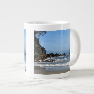Pacific Rolling In Giant Coffee Mug