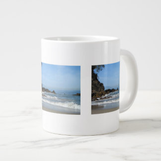 Pacific Rolling In Large Coffee Mug