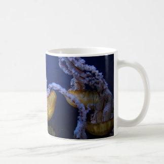 Pacific sea nettle coffee mug