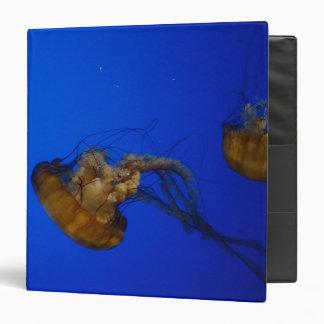 Pacific Sea Nettle Jellyfish Binder