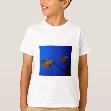 everydaylifesf Pacific Sea Nettle Jellyfish Kid's T-shirt