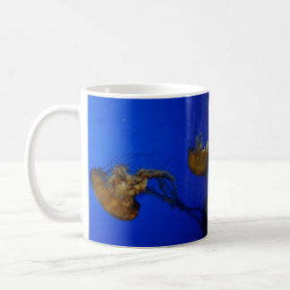 Pacific Sea Nettle Jellyfish Mug