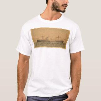 Pacific Steamship Sacramento (1607A) T-Shirt