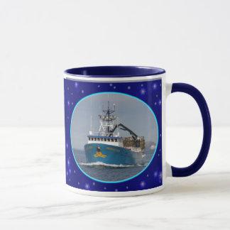 Pacific Sun, Dutch Harbor, Alaska Mug