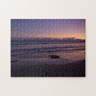 Pacific Sunset Colors Puzzles