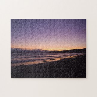 Pacific Sunset Jigsaw Puzzles