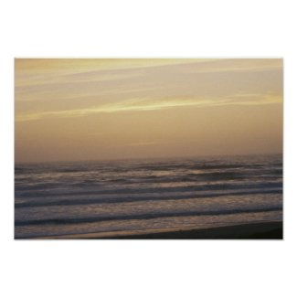 Pacific Sunset print