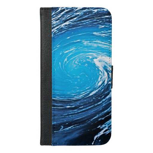 Pacific Surf iPhone 6/6s Plus Wallet Case