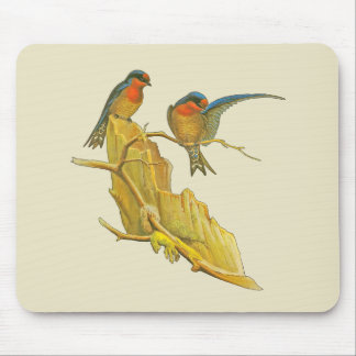 Pacific Swallow Mouse Pad