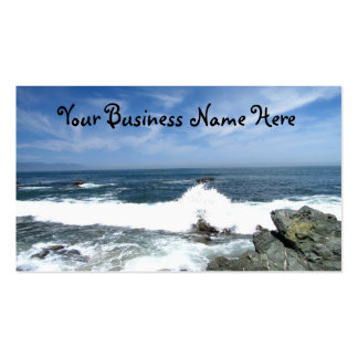 Pacific Taking Over Double-Sided Standard Business Cards (Pack Of 100)
