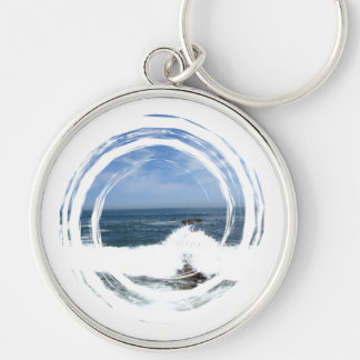 Pacific Taking Over Key Chain