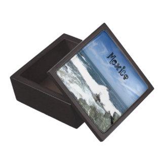 Pacific Taking Over; Mexico Souvenir Premium Keepsake Box