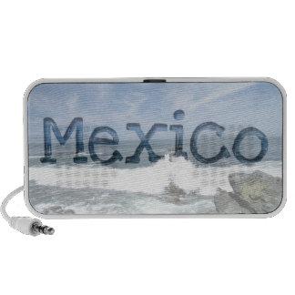 Pacific Taking Over; Mexico Souvenir Laptop Speaker