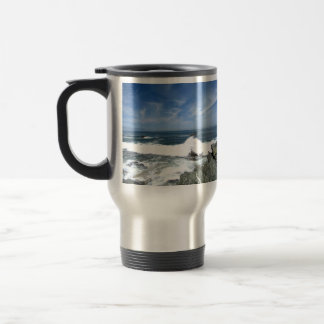 Pacific Taking Over 15 Oz Stainless Steel Travel Mug