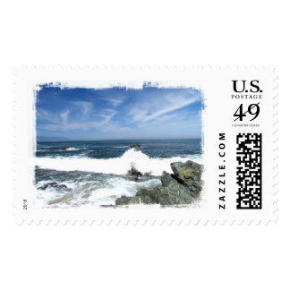 Pacific Taking Over Stamp