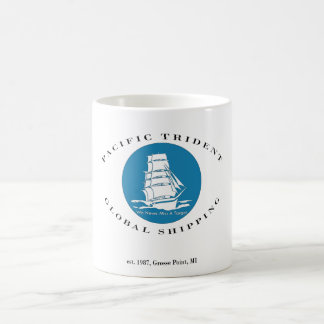 Pacific Trident Global Shipping Mug