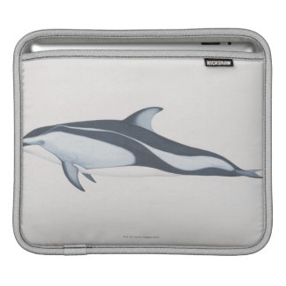 Pacific White-Sided Dolphin iPad Sleeves