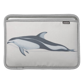 Pacific White-Sided Dolphin MacBook Sleeve