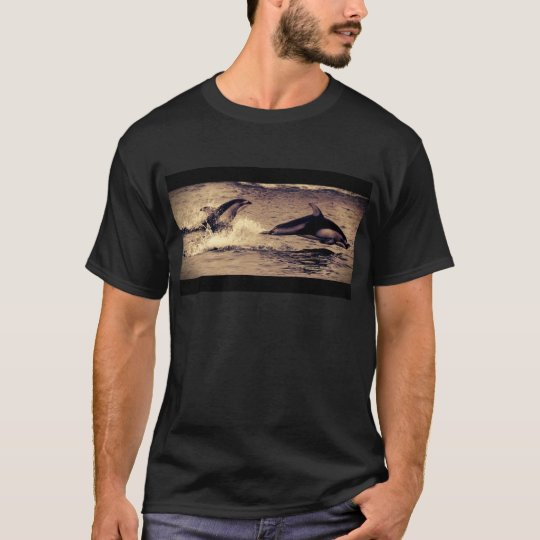 Pacific White Sided Dolphin Shirt