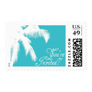 Pacifica A by Ceci New York Postage Stamp