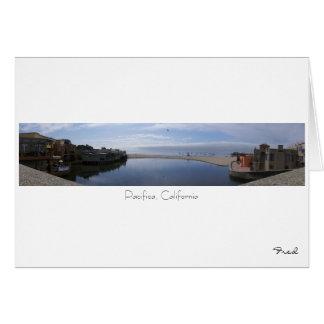 Pacifica, California Card
