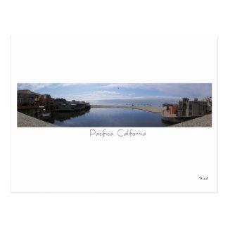 Pacifica, California Postcard