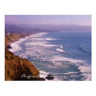 Pacifica California Postcard