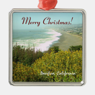 Pacifica Christmas Ornament