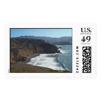 Pacifica Coastline Stamp