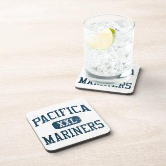 Pacifica Mariners Athletics Beverage Coaster