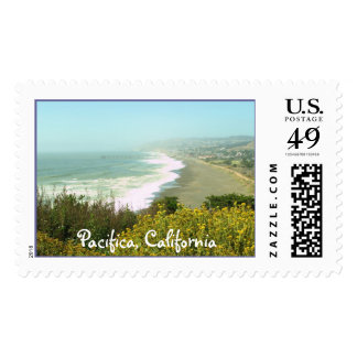 Pacifica Mori Point Stamp