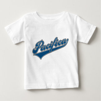 Pacifica Script Baby T-Shirt