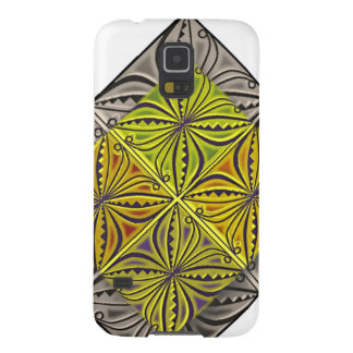 Pacifica Siale Galaxy S5 Cases