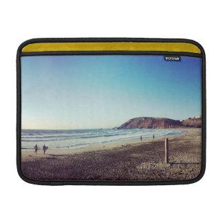 Pacifica State Beach MacBook Sleeve
